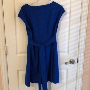 Gianni Bini Dresses - Blue dress with tie in back